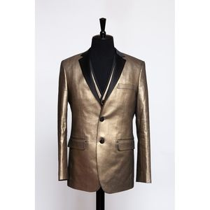Other - SALE 3-Piece Gold Tuxedo